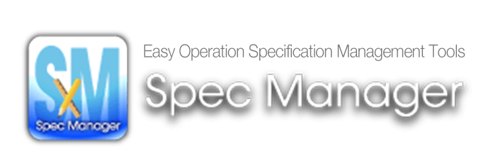 Spec Manager